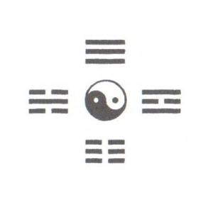 Ying Yang trigrammes