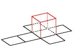 Cube Croix